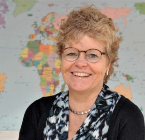 Petra Beuk, eigenaar Studie Assist