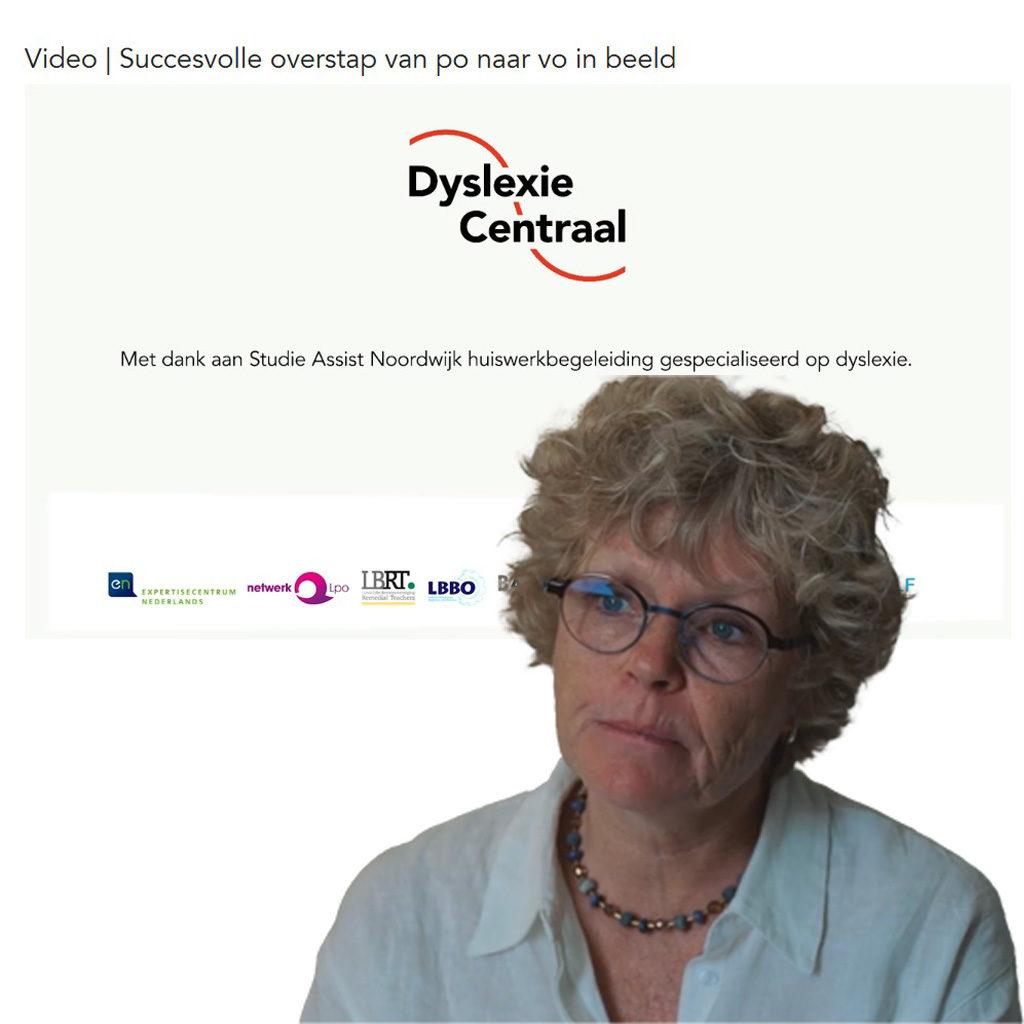 Dyslexie expert Petra Beuk